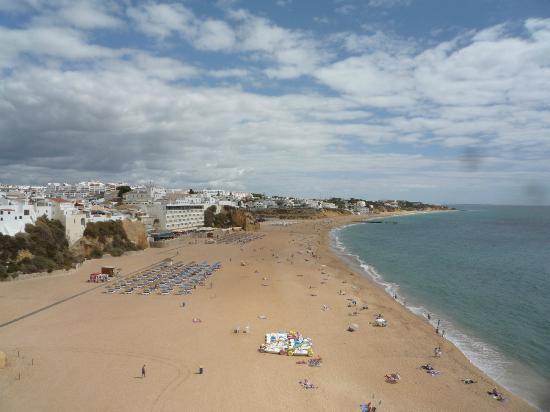 Luna Clube Oceano: Strand Albufeira