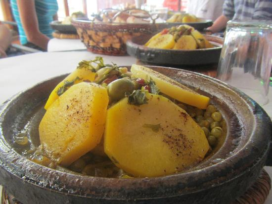 Surf Star Morocco: Lunch Tagine
