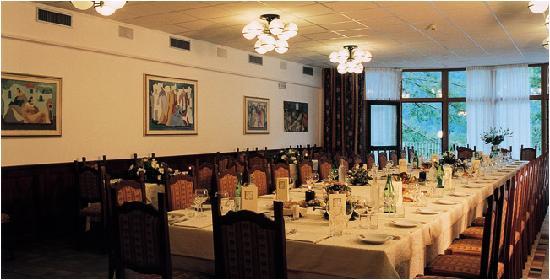 La sala grande foto di ristorante mama giosi tenno for Sala grande