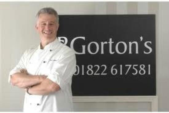 Gorton's Restaurant: Peter Gorton