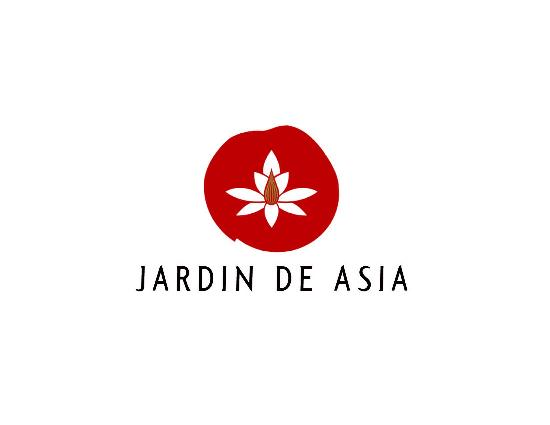 Logo picture of jardin de asia restaurant lounge for Logos de jardines
