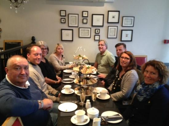 Bensons: Afternoon Tea Party Group