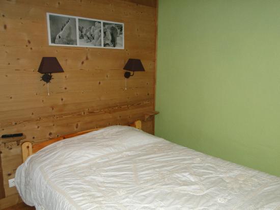 Gite La Bergeronnette: Vue d'une chambre
