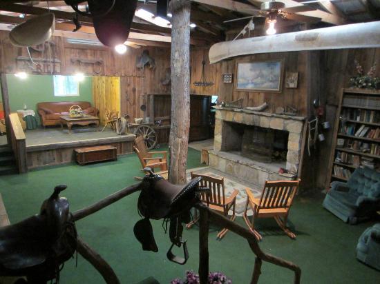 Arrowmont Stables & Cabins, LLC: Fort - Meeting Venue