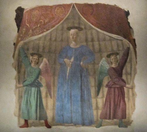 Monterchi, Italia: Madonna del Parto