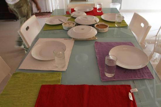Mount Pleasant Boutique Resort: The Dining Palce with home made food