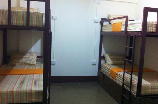 Chiangmai Backpack House: Dormitory