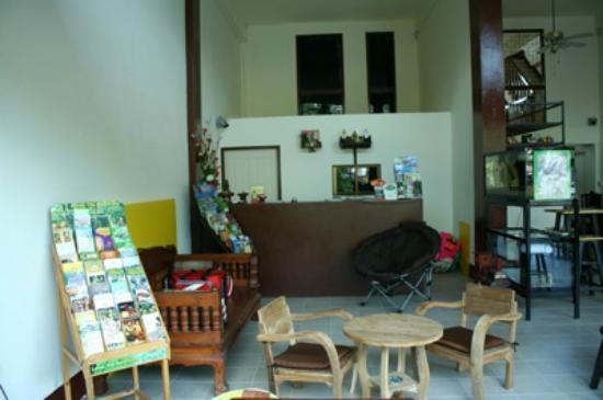 Chiangmai Backpack House: Reception
