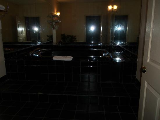 Comfort Inn: jacuzzi room