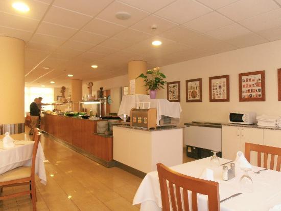 Hotel Metropol: Sala ristorante