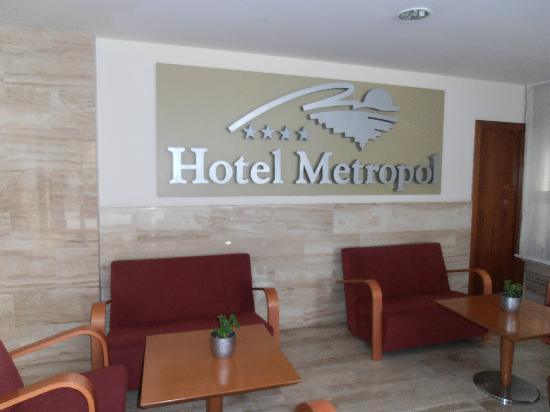 Hotel Metropol: Hall