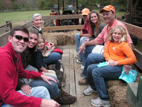 Arrowmont Stables: HayRide Family Fun