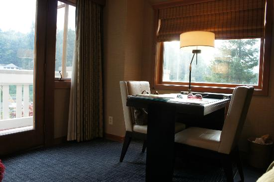Salish Lodge & Spa: suite