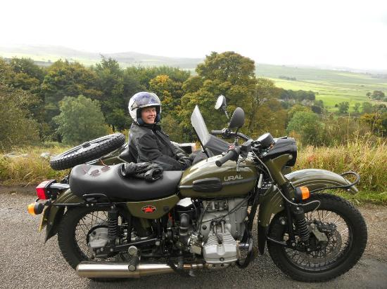 Sidecar Safari Peak District- Day Tours: My perfect day out.