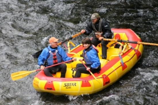 High Country Expeditions: McKenzie River adventure
