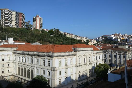Tivoli Coimbra Hotel: View from room