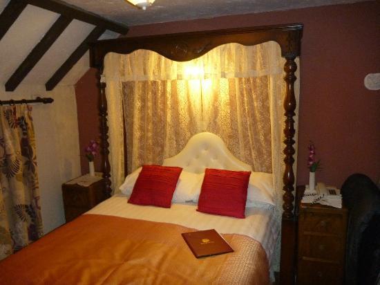 Oak Tree Inn : Our Bedroom