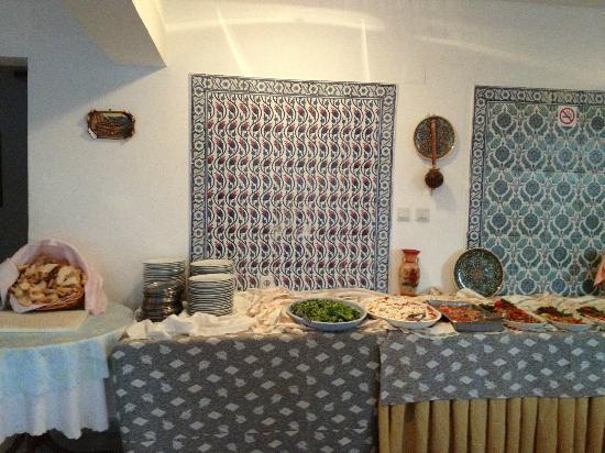 Hotel Albora: Dining area