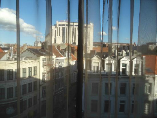 Hotel Hyllit: la vue