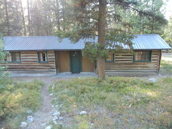 Colter Bay Village : Colter Bay cabin