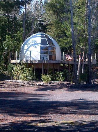Magma Lodge: Domo