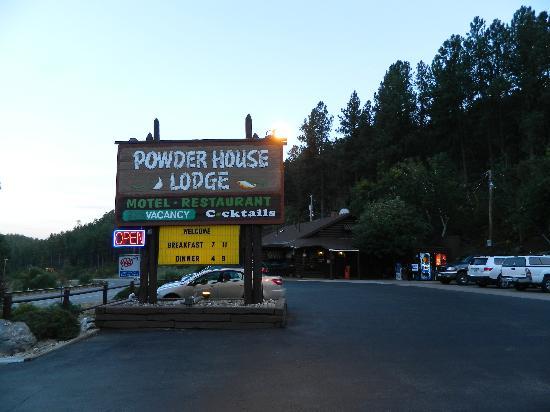 Powder House Lodge Restaurant : Powder House Restaurant