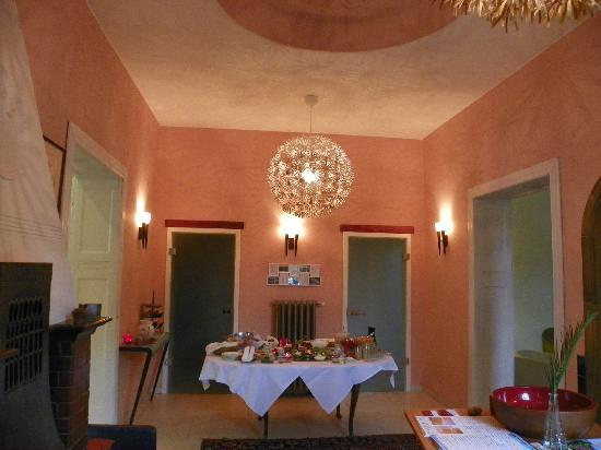Hotel Villa Vinum Cochem : Breakfast Room