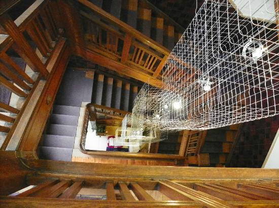 Hotel Villa Vinum Cochem : Stairwell