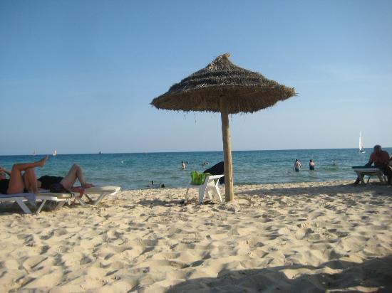 Eden Village Yadis Hammamet: playa