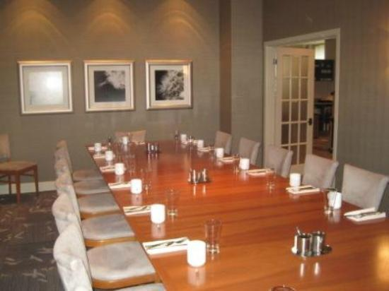 Elements on Hollis : Private Dining Room