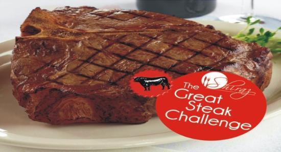 Shiraz Great Steaks & Seafood: Shiraz Great Steak Challenge