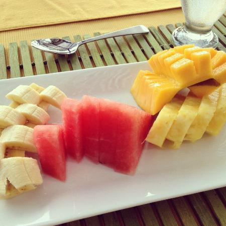 Finca Rosa Blanca Coffee Plantation & Inn: They start you off with this for breakfast!