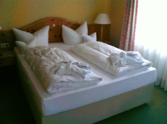 Freisinger Hof Hotel : bedroom