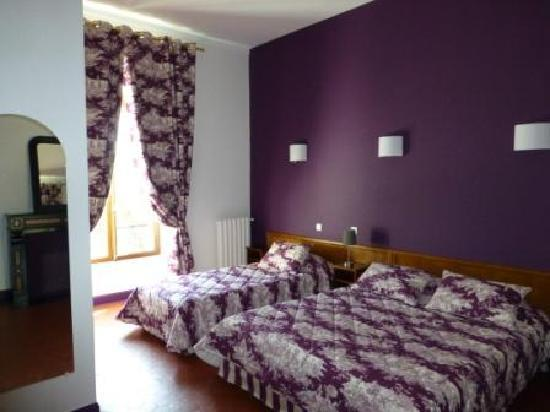 Hotel Pruly: Chambre triple