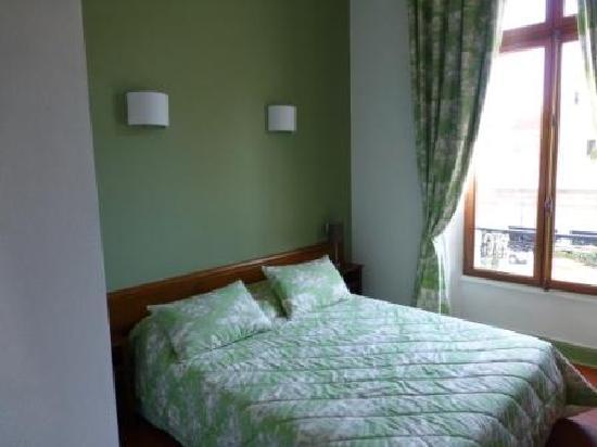 Hôtel Pruly: Chambre double