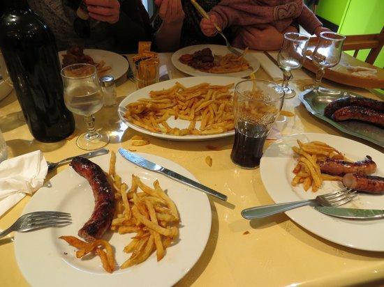 Chez Cri-Cri : Great food