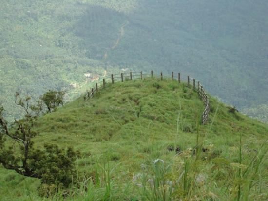 Paithalmala: top view