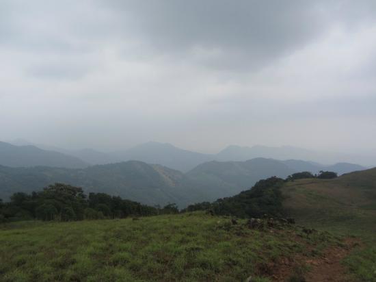 Paithalmala: touching clouds