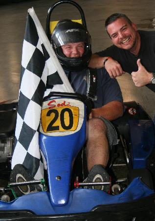 Competition Racing Indoor Karting Center: You can be a winner too!