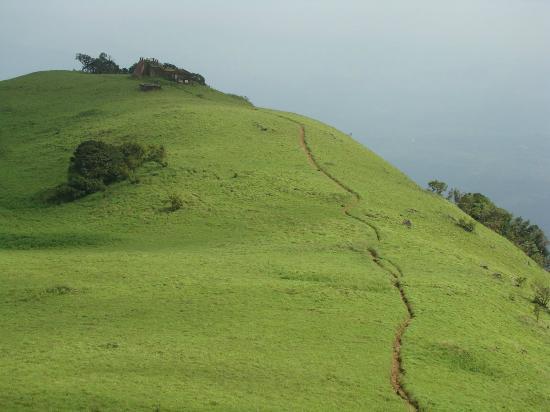 Paithalmala: trekking trails