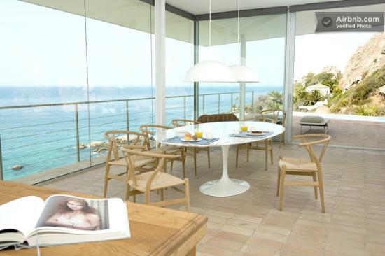 Villa Mathesis: Comedor