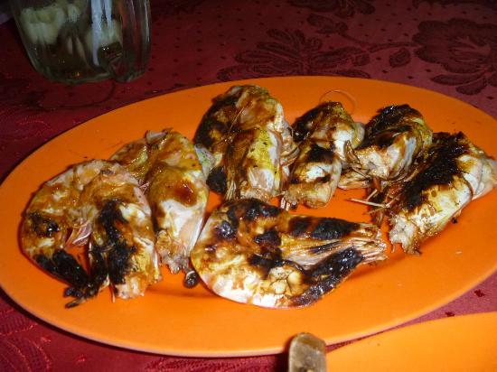 Restoran Haji Ramli : a little bit burned, but tasty
