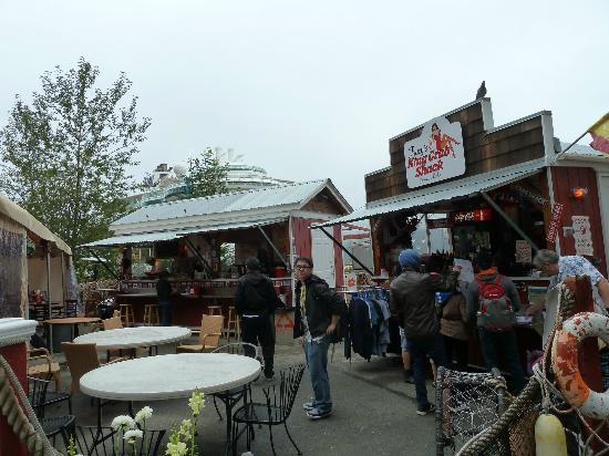 Tracy's King Crab Shack: great place