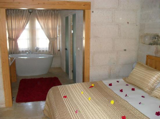 Doors Of Cappadocia Hotel: harika bir sunum