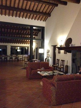 Casale della Staffa: prachtige huiskamer waar je heerlijk kunt relaxen