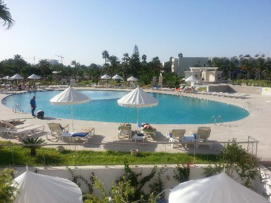 Iberostar Diar El Andalous: piscina