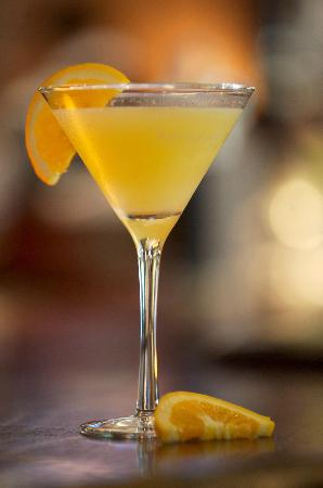 Wildfire: Lemon Drop Martini