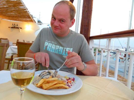 Taratsa Kitchen Bar : THE fillet a la cream