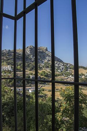 Hotel Puerta de la Villa: View