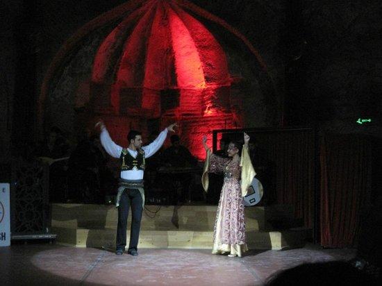 Hodjapasha Cultural Center : Anatolian dance